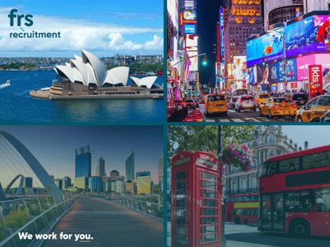 My 70 mins of home, Sydney, London, States, Perth