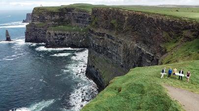 Cliffs of Moher FRS Recruitment