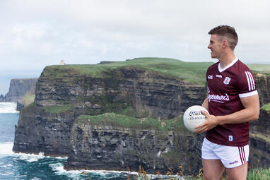 Shane Walsh, Caption of the Galway Football Team