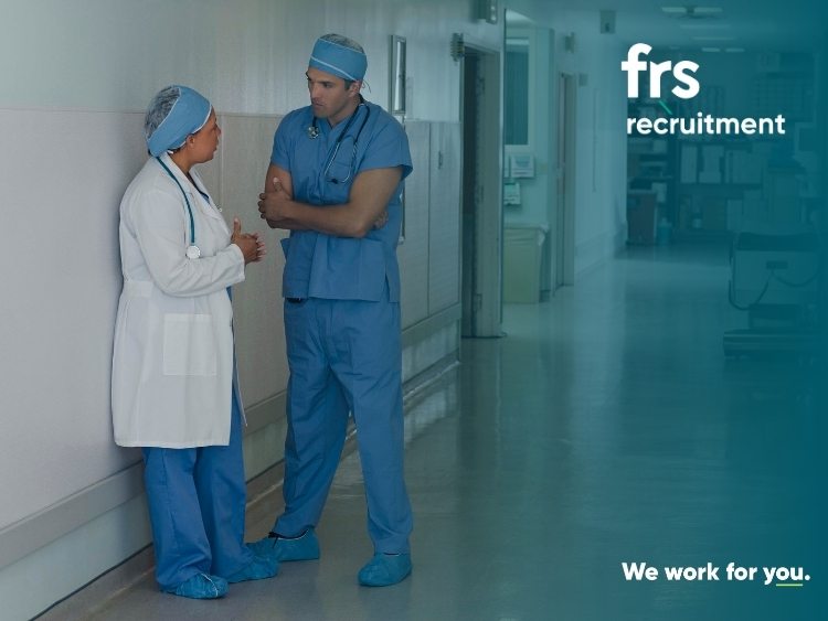 The Doctors Team at FRS Recruitment