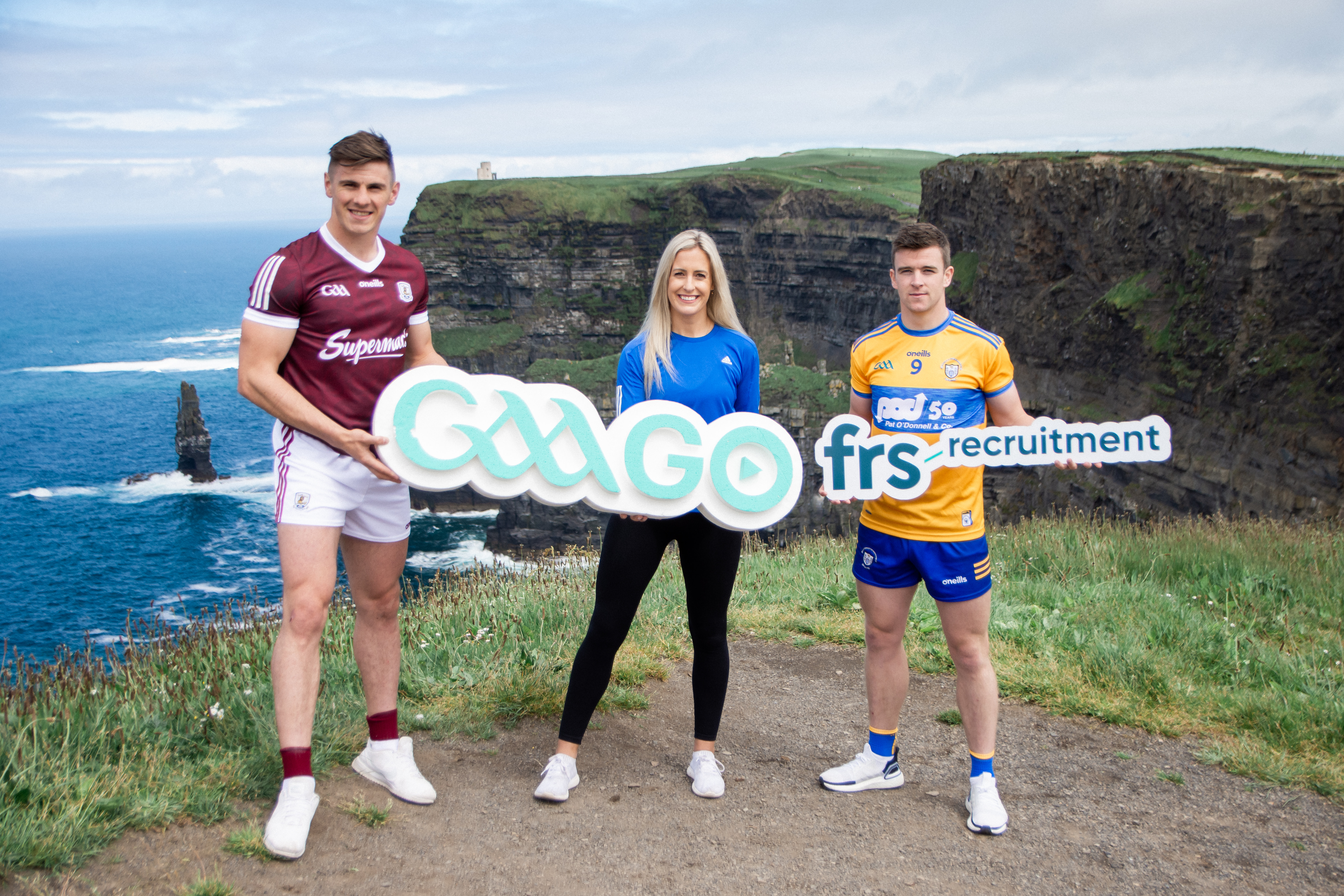 Tony Kelly, Brid Stack & Shane Walsh Announced as Ambassadors for our 70 Mins of Home Campaign
