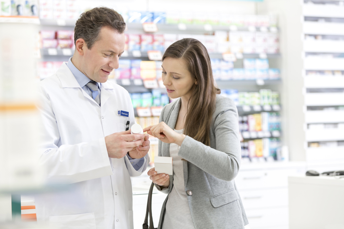 Retail Managing Pharmacists, should consider themselves Sales Managers