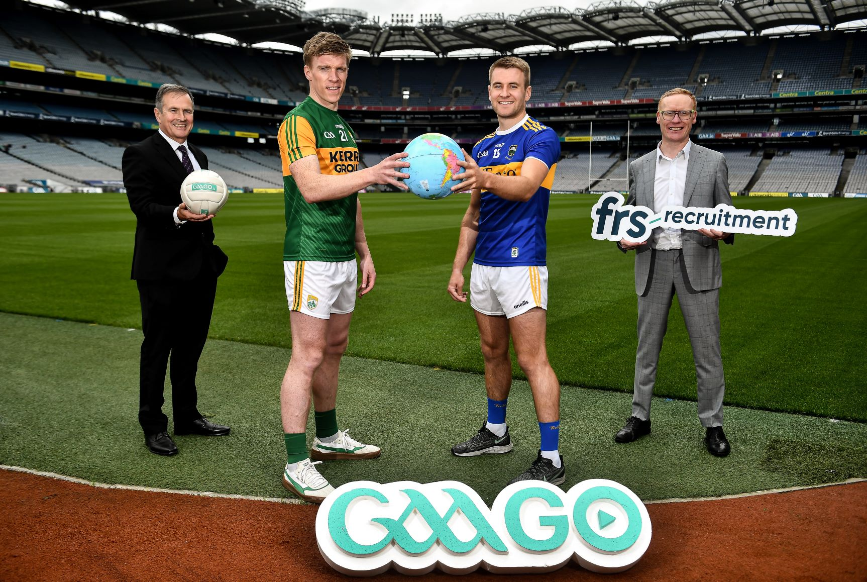 GAA and FRS Recruitment Announce New GAAGO Partnership