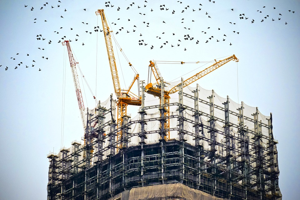 The Growing Construction Industry in Ireland