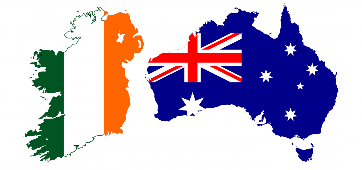Why Ireland is Better than Australia