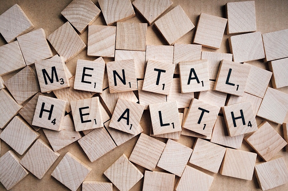 Cormac Molloy attends the Mental Health & Wellbeing Summit 2018