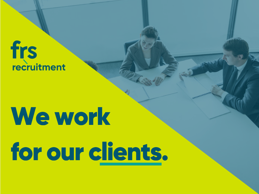 We work for our clients.