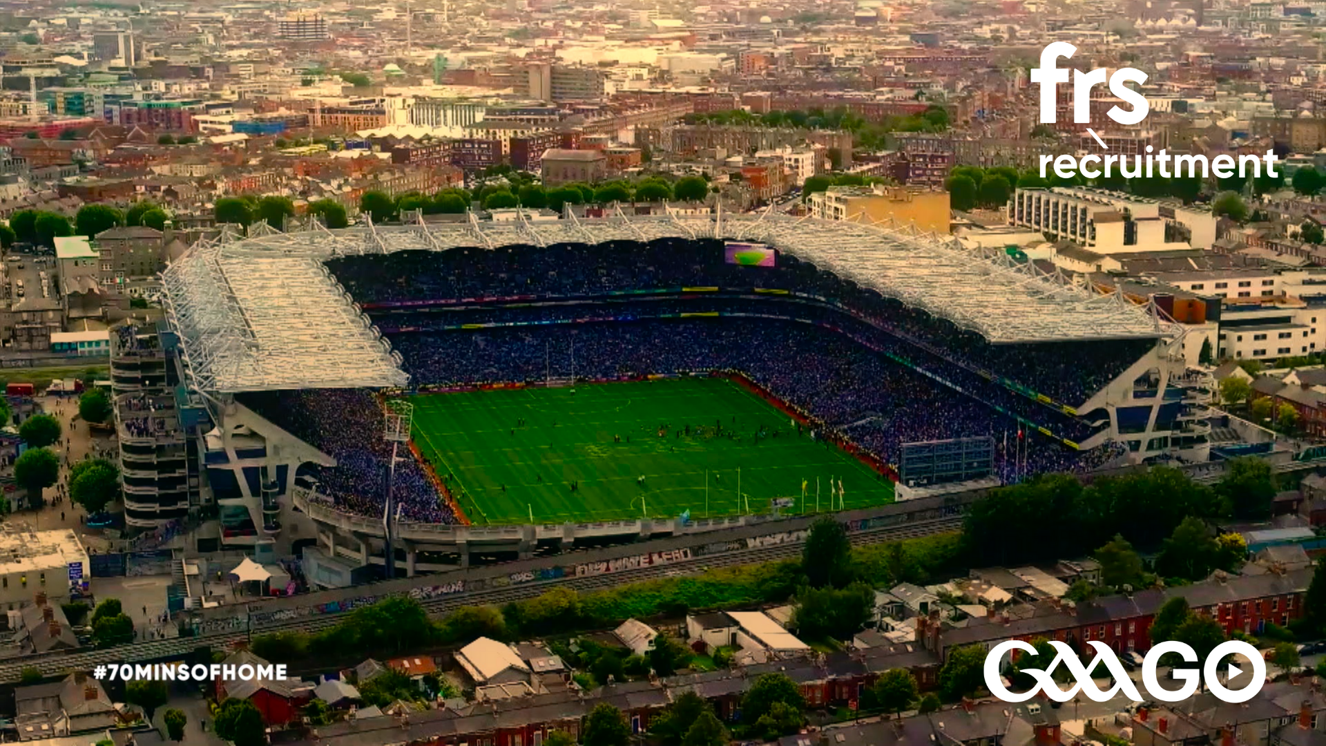 Exciting competition launched – Fly home to Ireland and go to the All Ireland Final